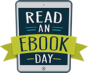Read an Ebook Day logo